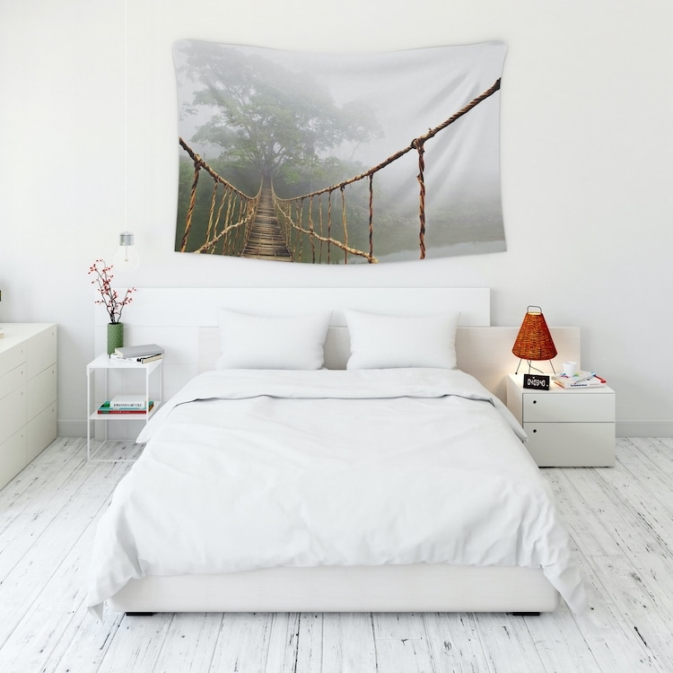 Contemporary Wall Tapestry from Fine Art America