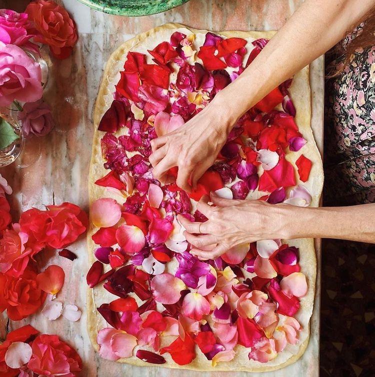 Hoa tráng miệng