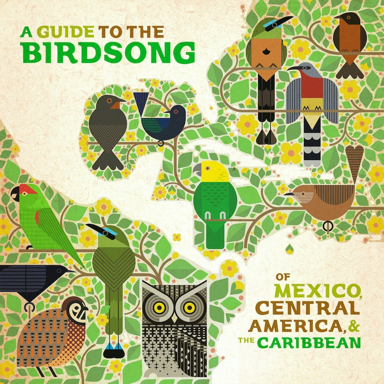 Music Album for How to Help Endangered Birds