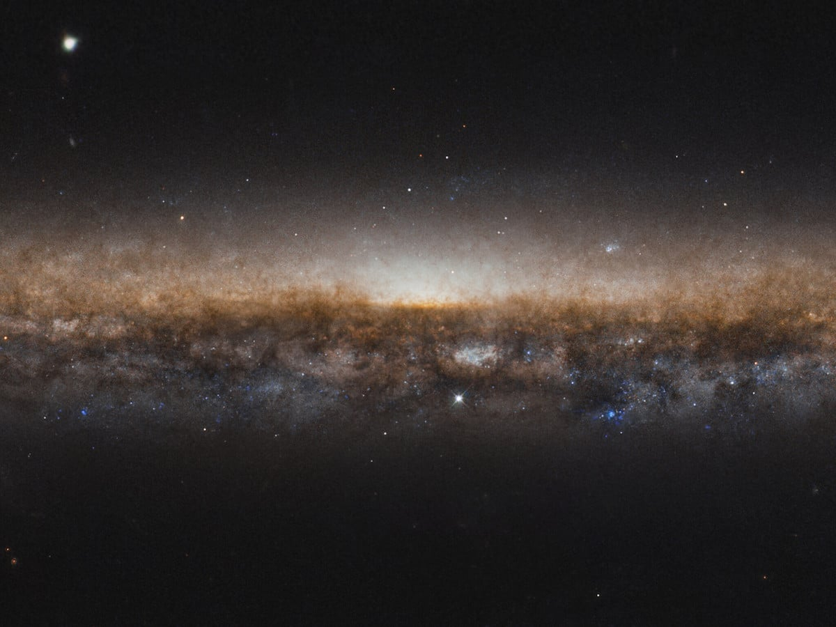 NGC 5907 Galaxy