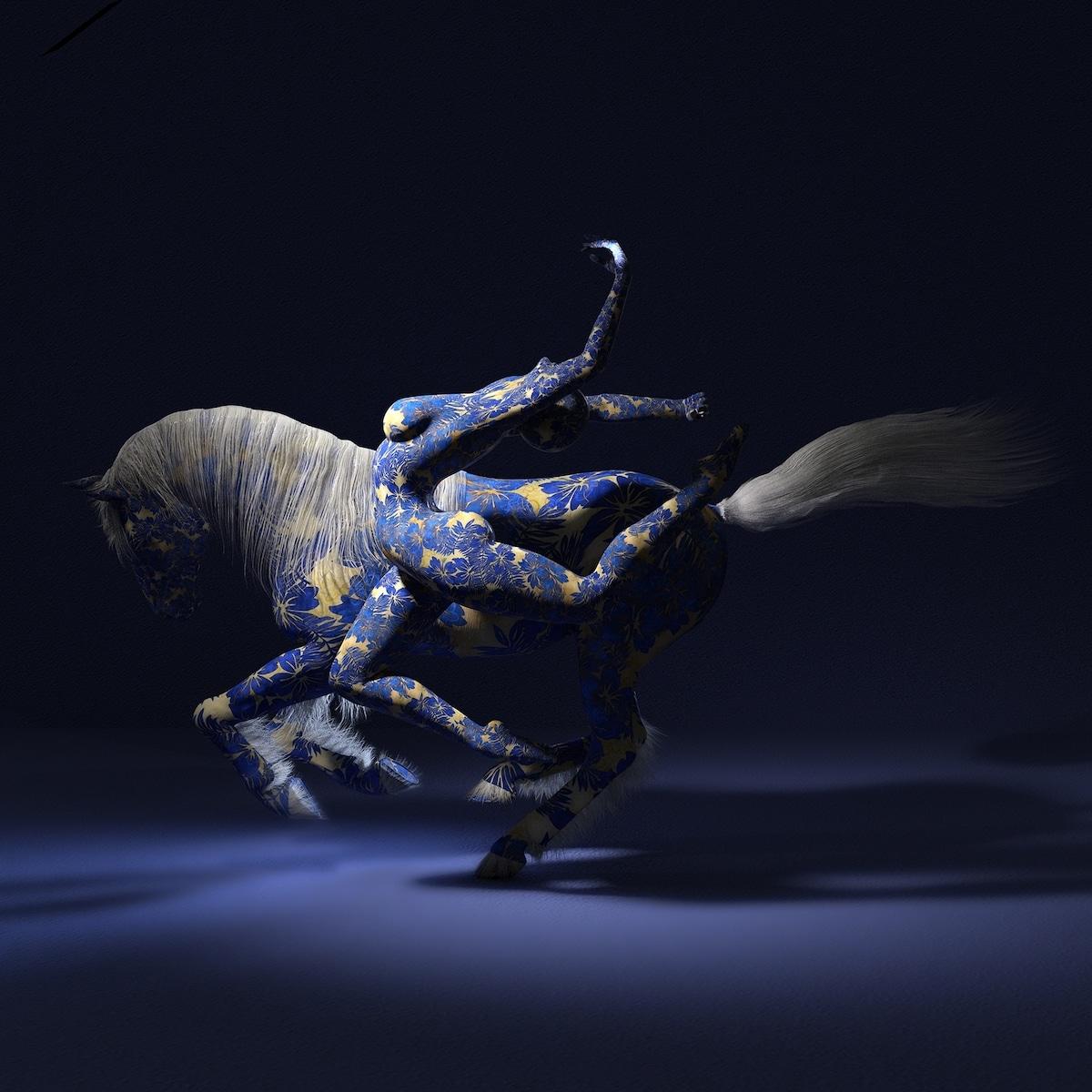 Octopus Underwater