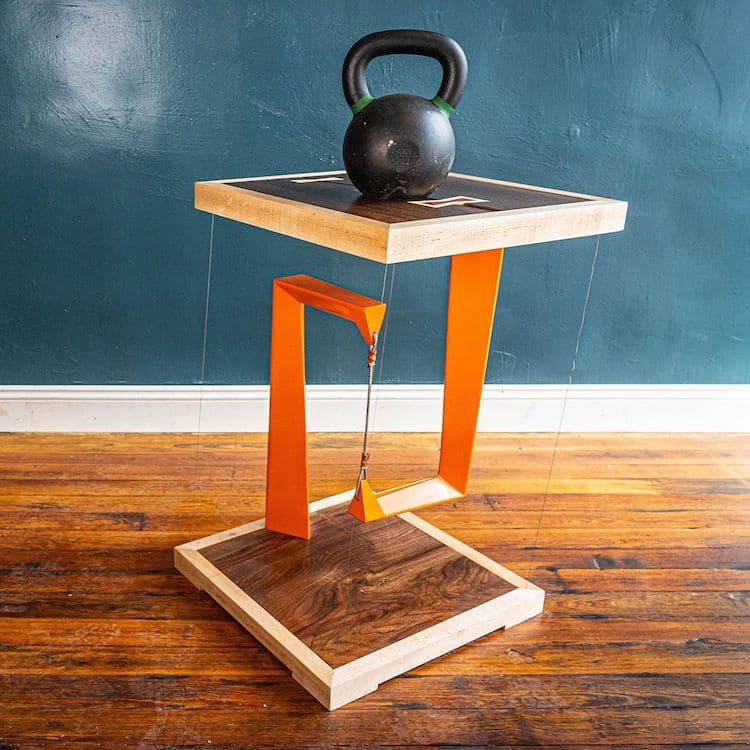 Floating Tension Table By John Malecki