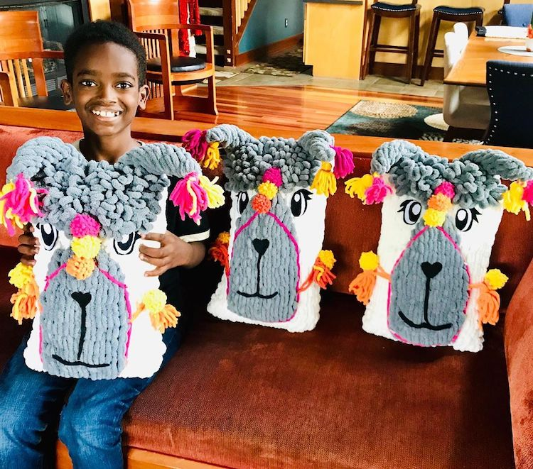 Jonah Larson Crochet