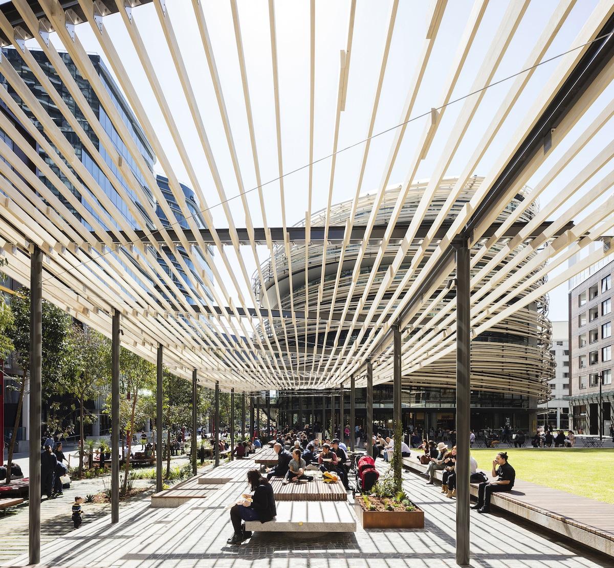 Darling Square in Sydney