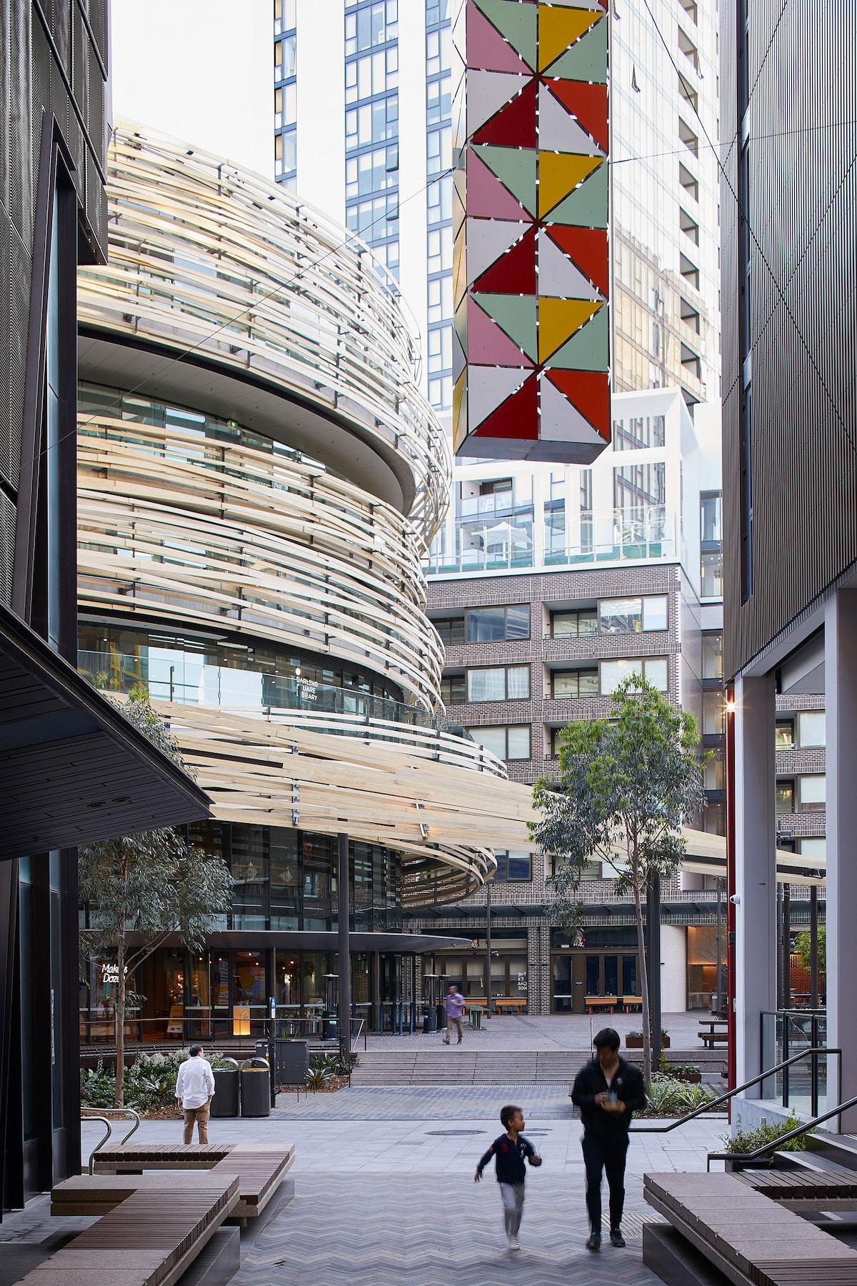 Contemporary Architecture in Sydney Australia