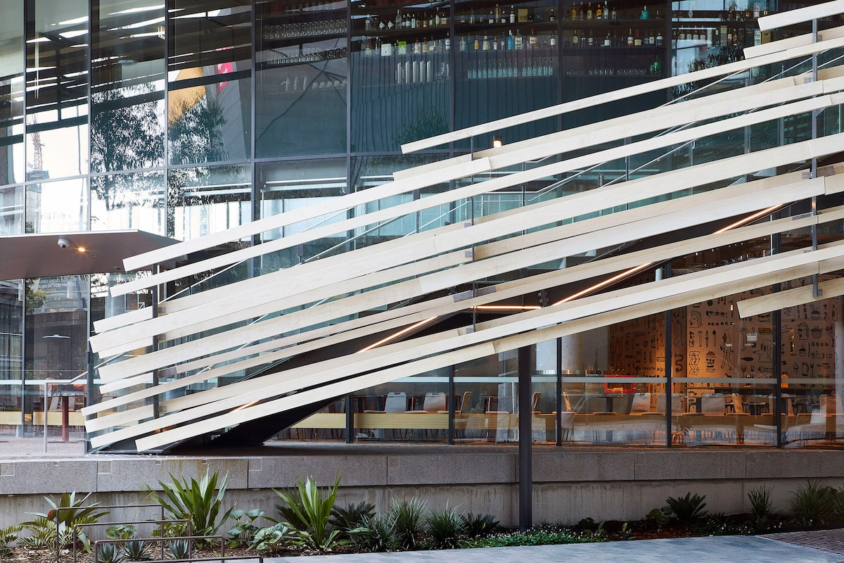 The Exchange at Darling Square in Sydney