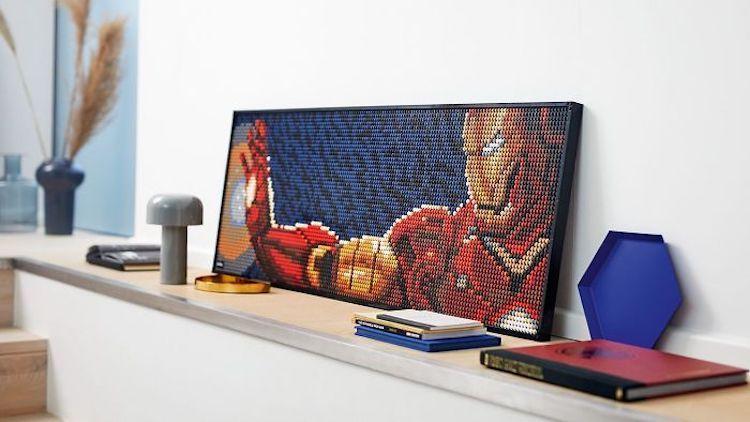 Set de LEGO de Iron Man