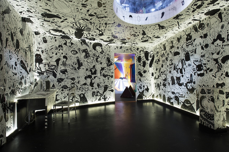 House of Eternal Return by Meow Wolf