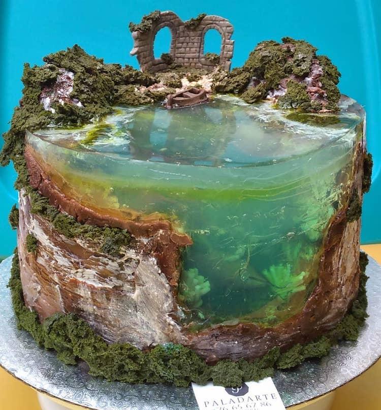 Cake Art by Paladarte