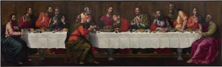 The Last Supper by Plautilla Nelli