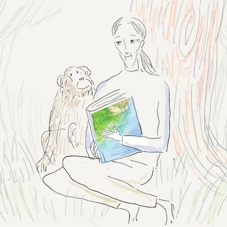 Jane Goodall Reading