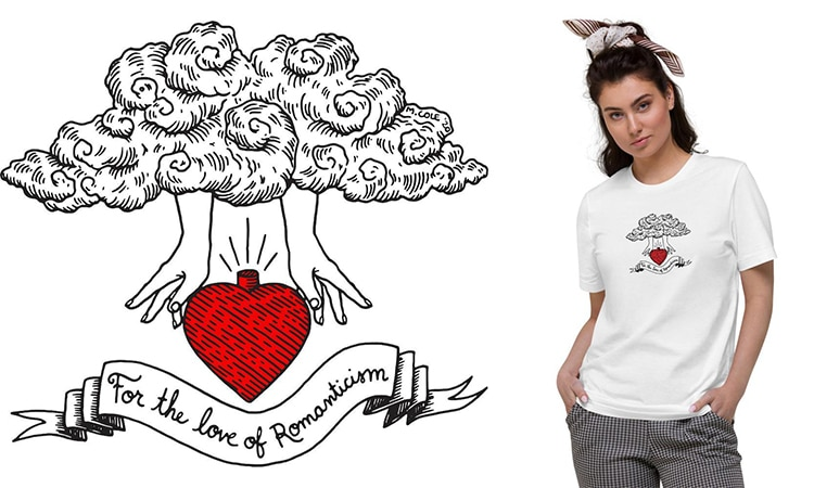 Romanticism Shirt