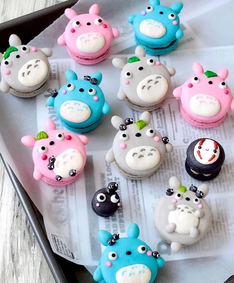 Cute Macaron Ideas