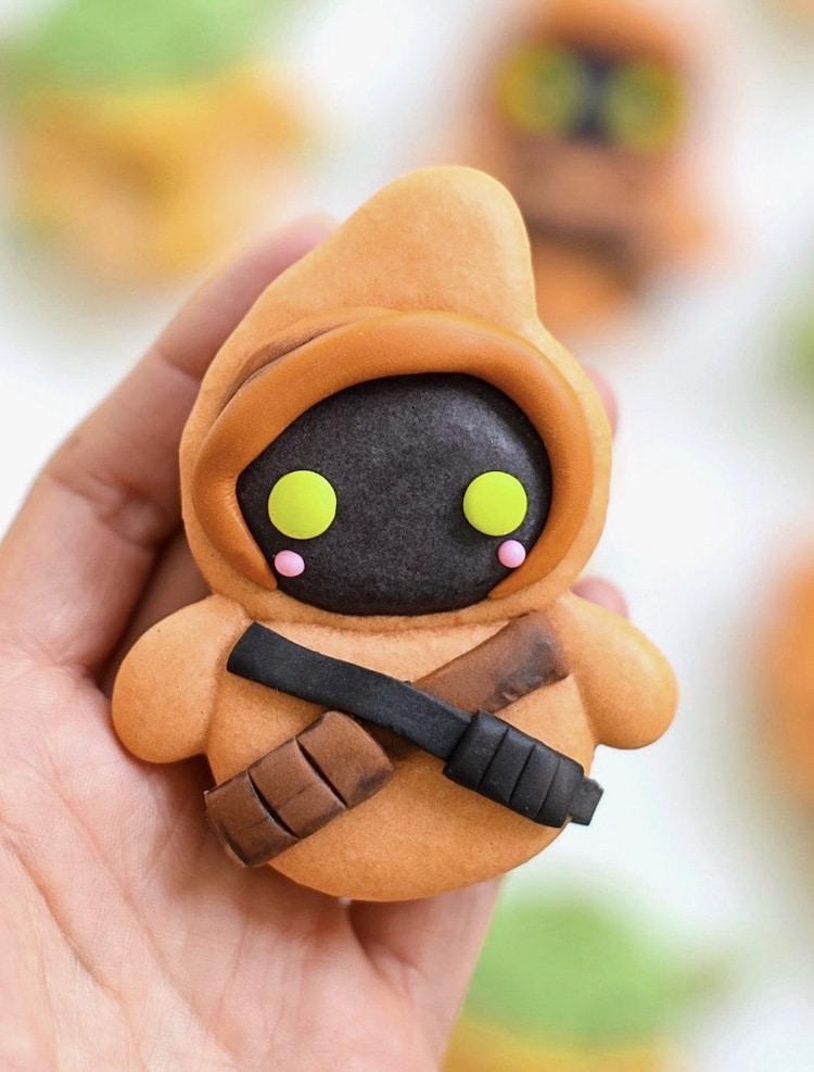 Star Wars Macaron