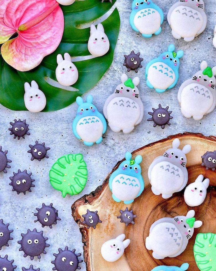 Spirited Away Cookies