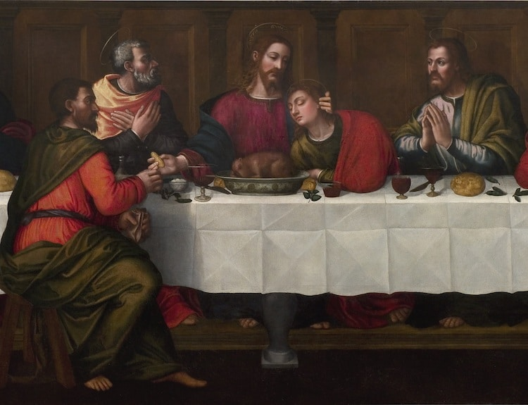 The Last Supper by Plautilla Nelli