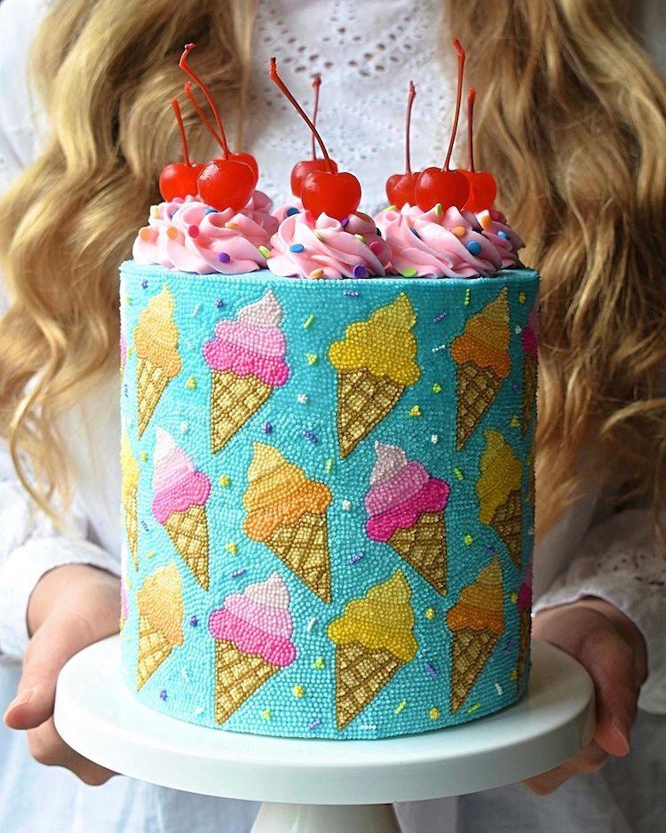Cake as Art