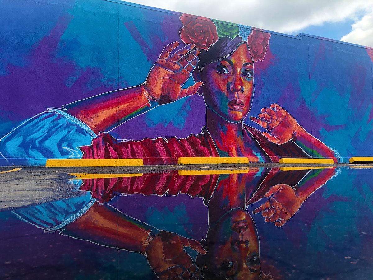 Street Art by Thomas Detour Evans