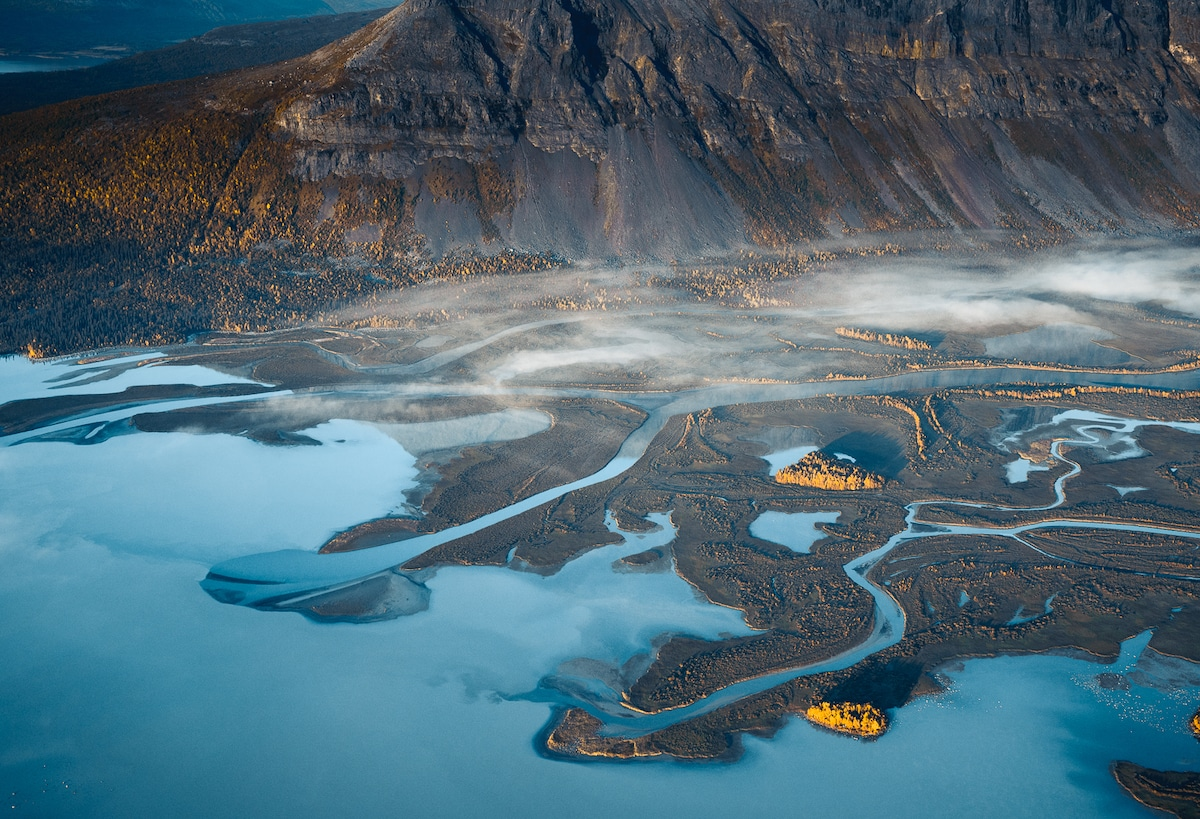 Aerial Photography by Tobias Hagg