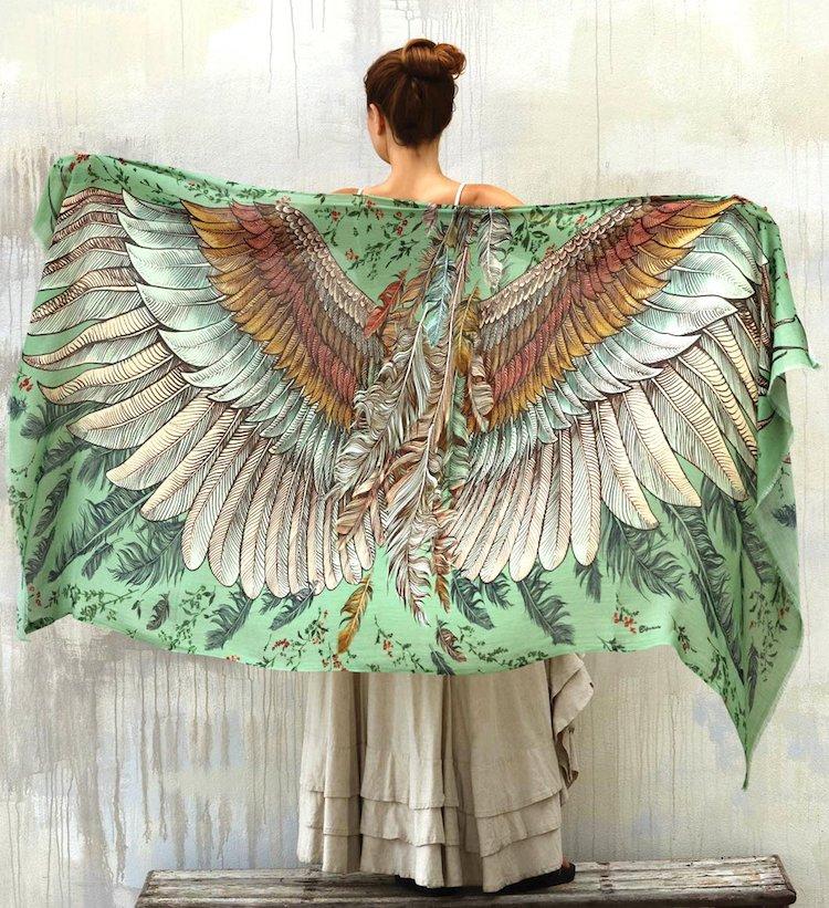 chal con alas