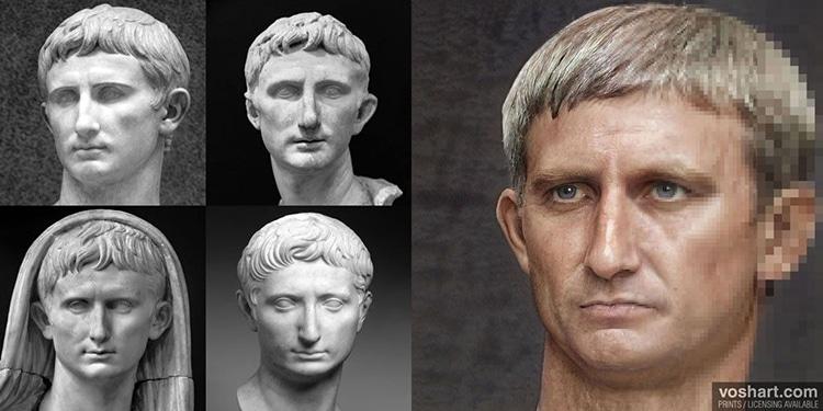 Augustus By Daniel Voshart
