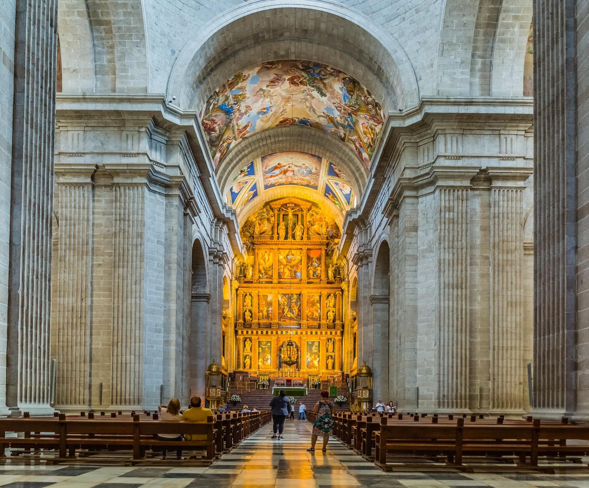 Basílica de El Escorial