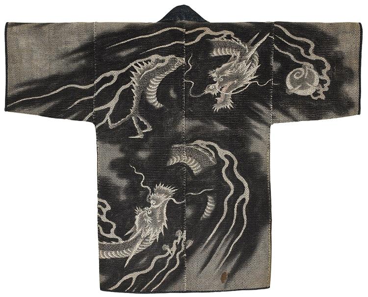 Japanese Firemans Coat