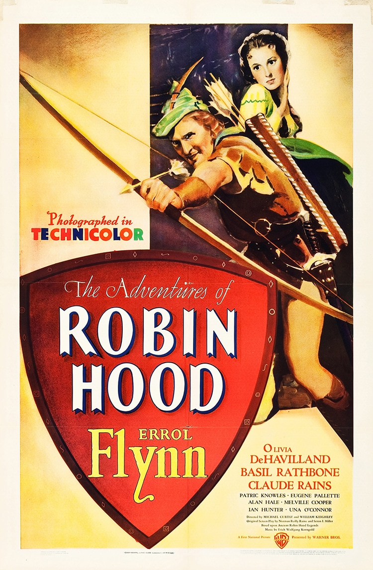 Poster For Robin Hood