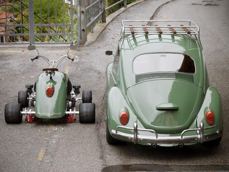 VW Beetle Mini Kart by Aldekas Studio