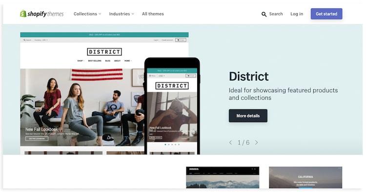 Screencap Shopify