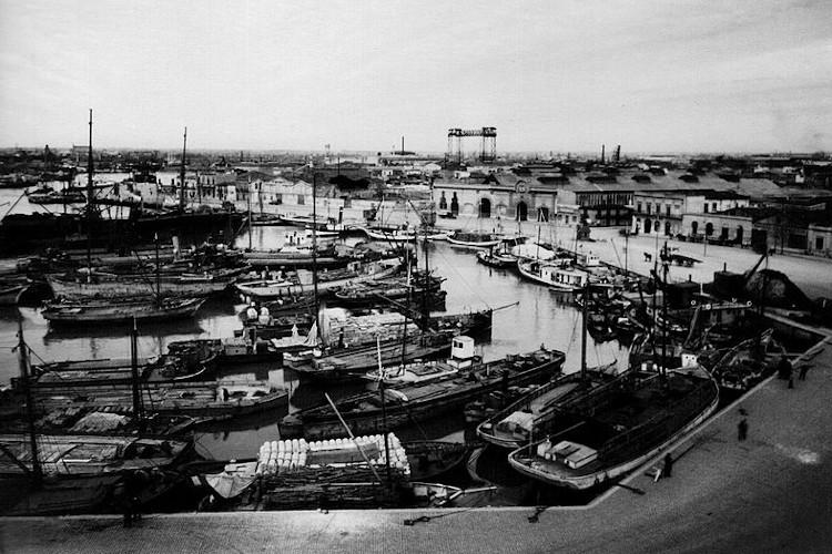 puerto de buenos aires 1936