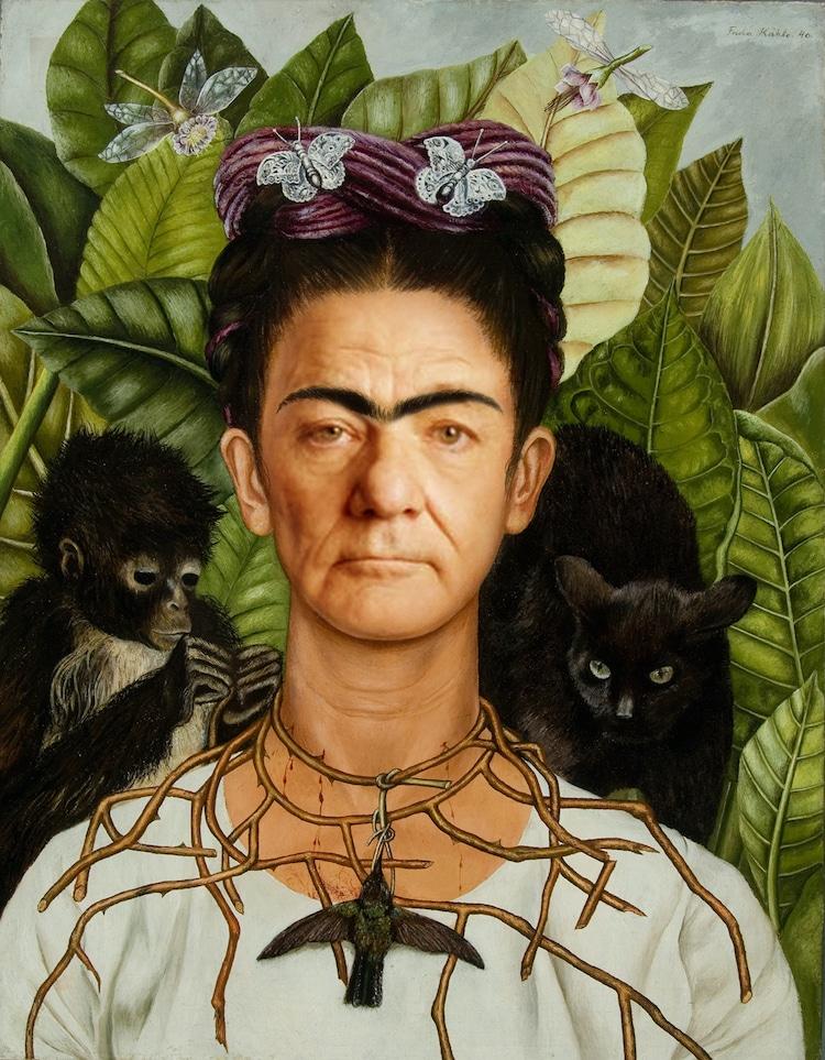 Bill Murray como Frida Kahlo