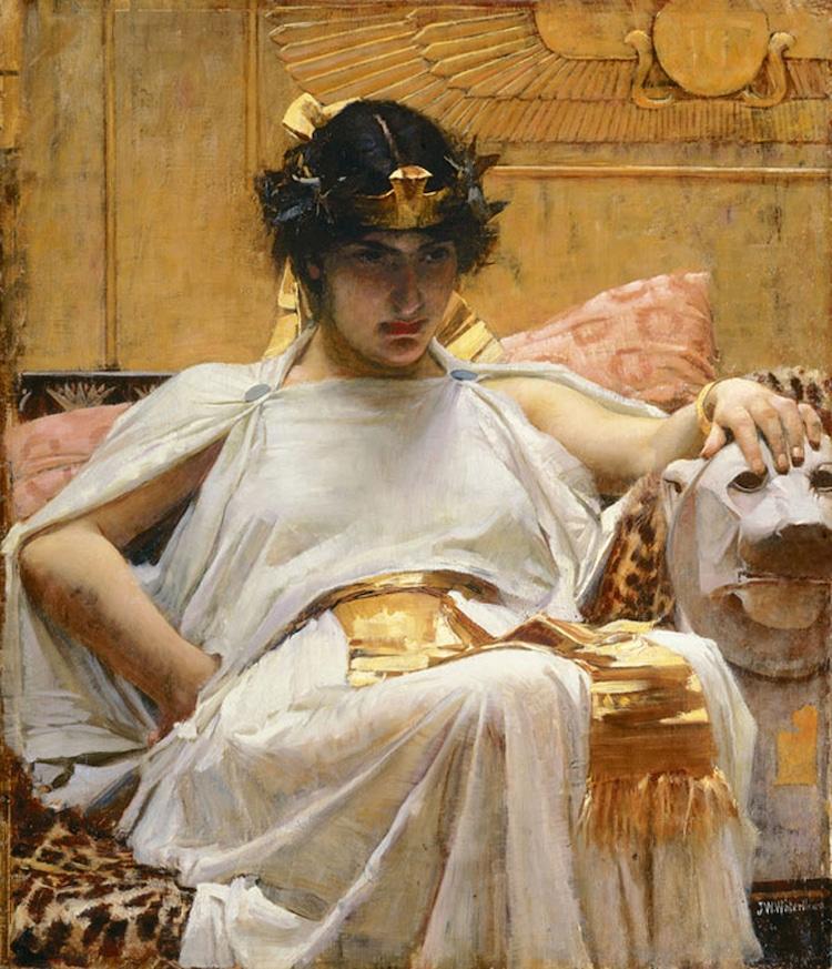 Datos sobre Cleopatra