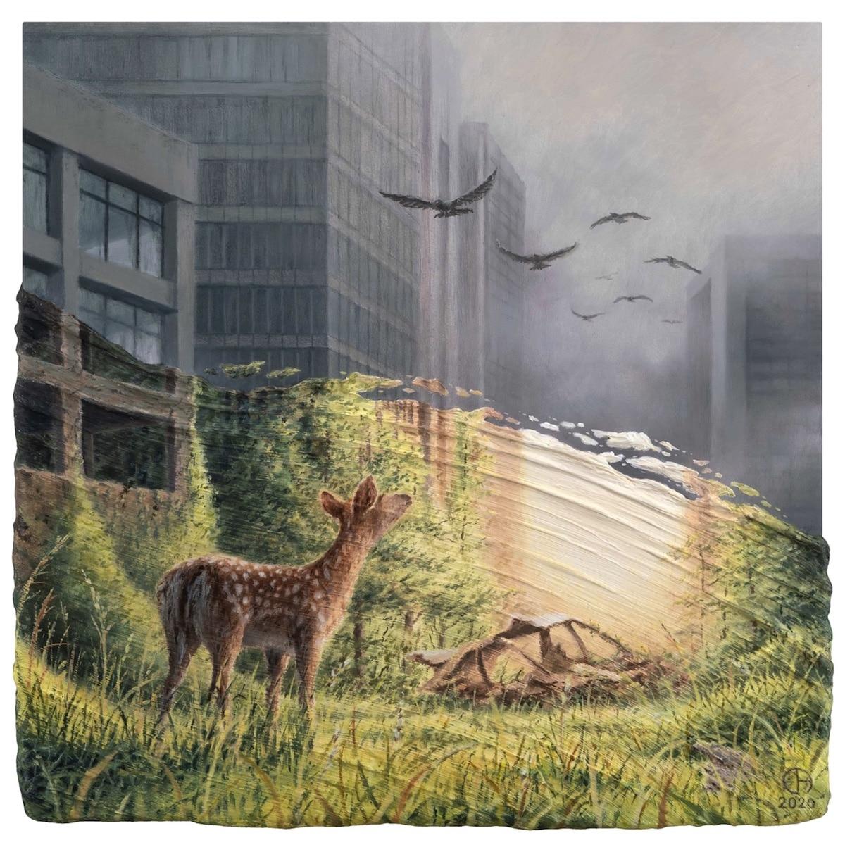 Nature Paintings by David Ambarzumjan