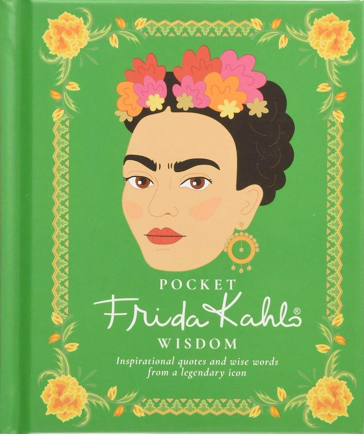 Frida Kahlo Pocket Wisdom Book