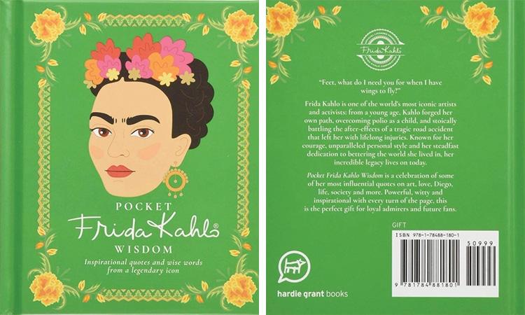 Frida Kahlo Pocket Wisdom Book