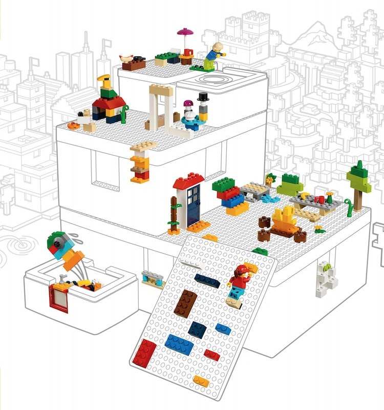 BYGGLEK by IKEA x LEGO