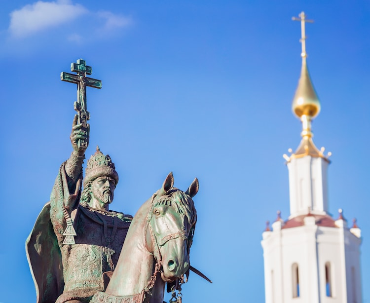 Statue of Ivan the Terrible