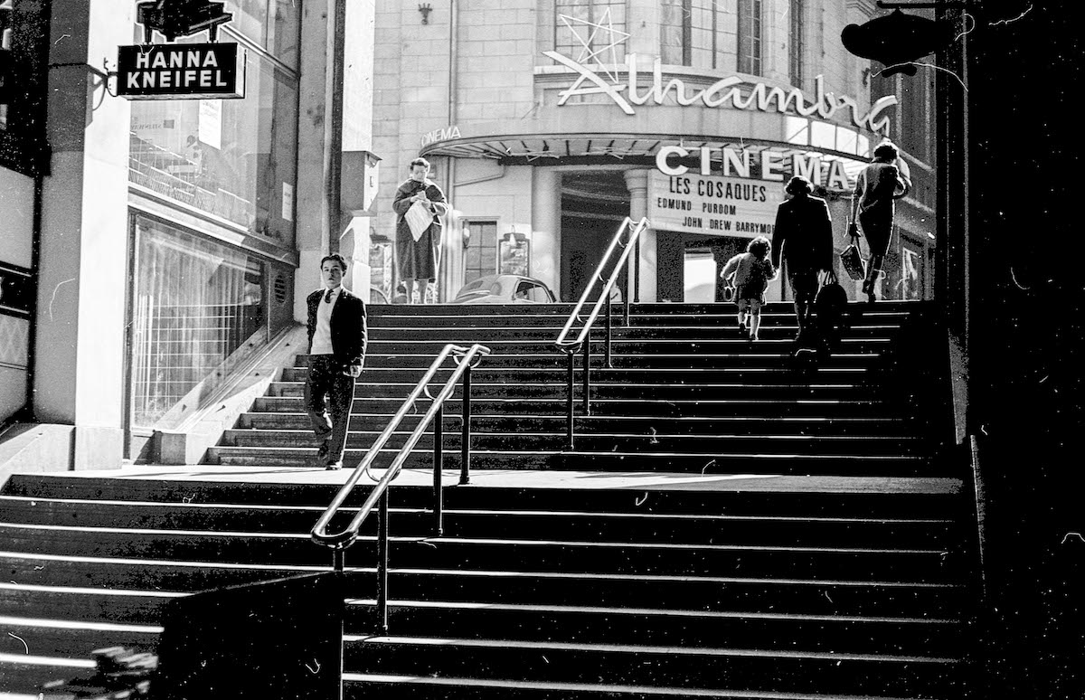 Vintage Black and White Street Photography by Jack Sharp