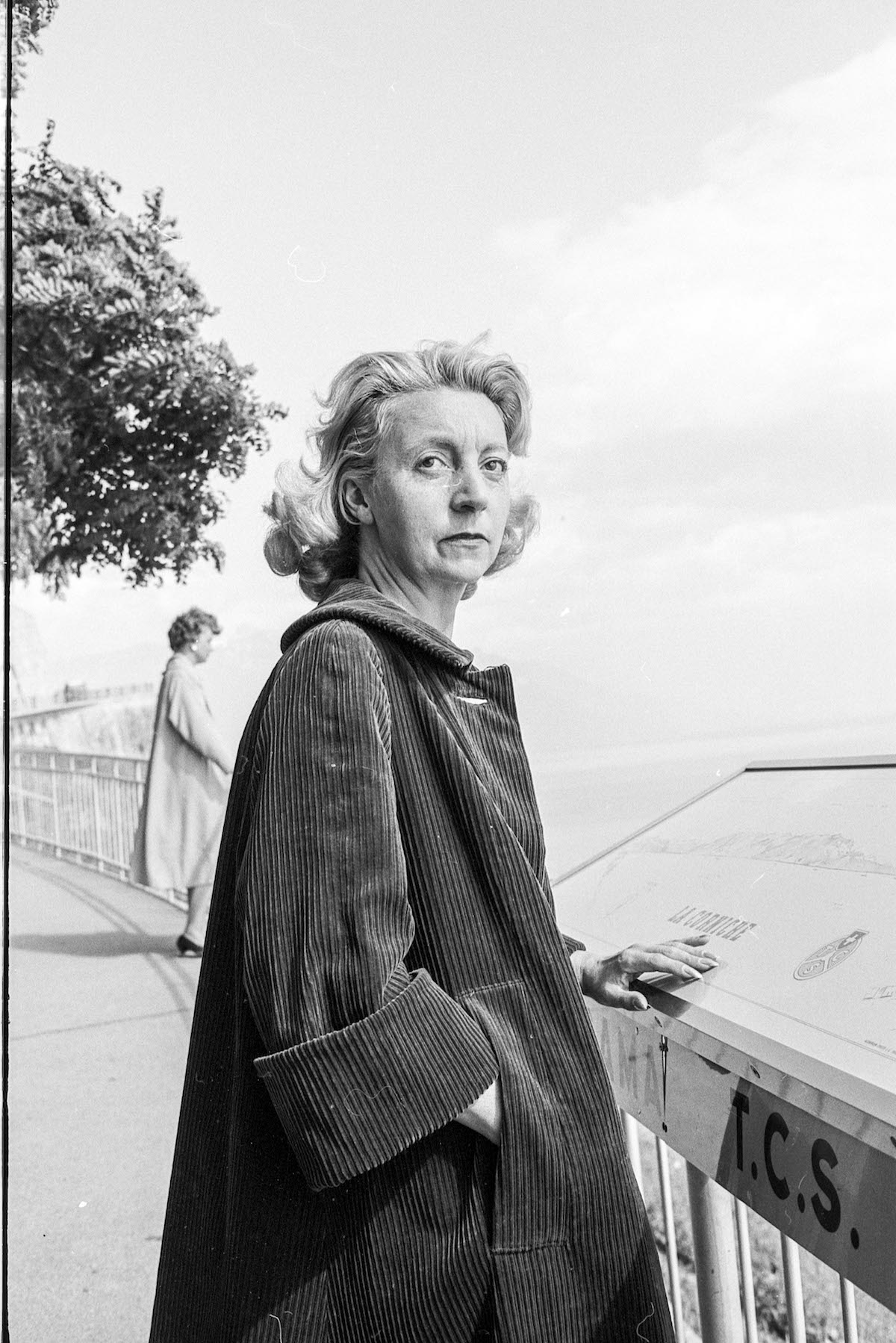 Portrait of a Woman in the 1960s