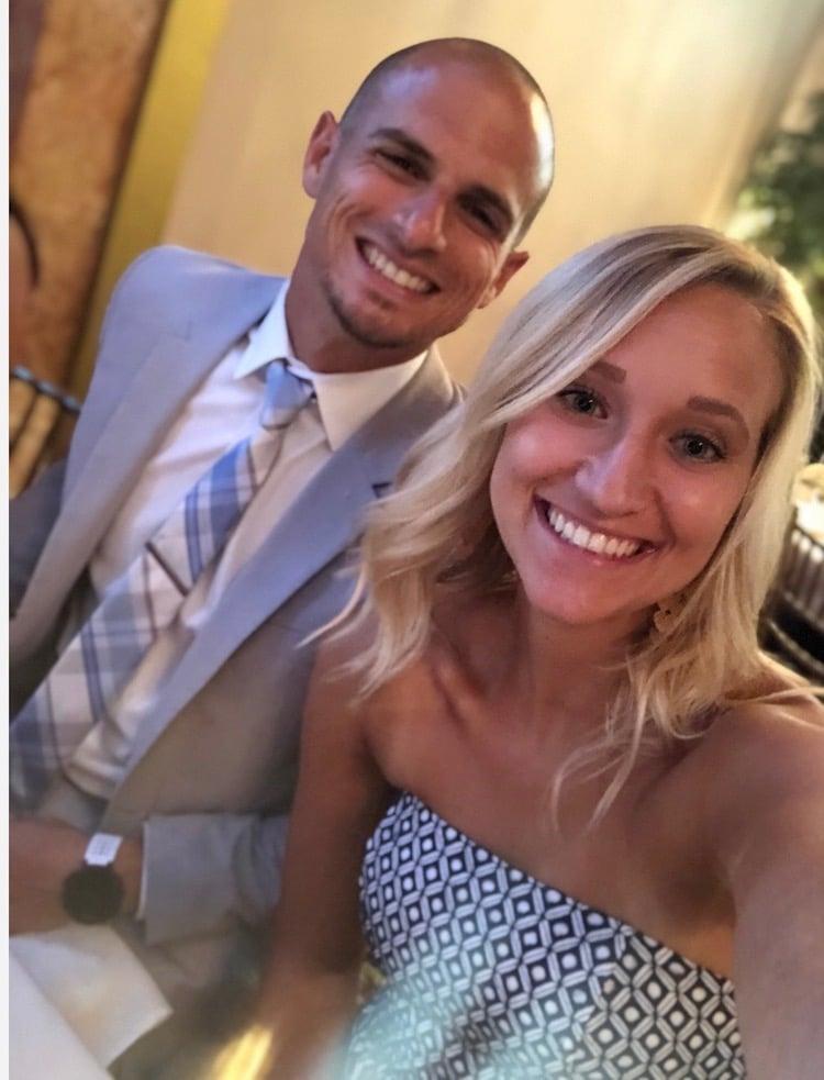 John Nicotera and Erica Pendrak