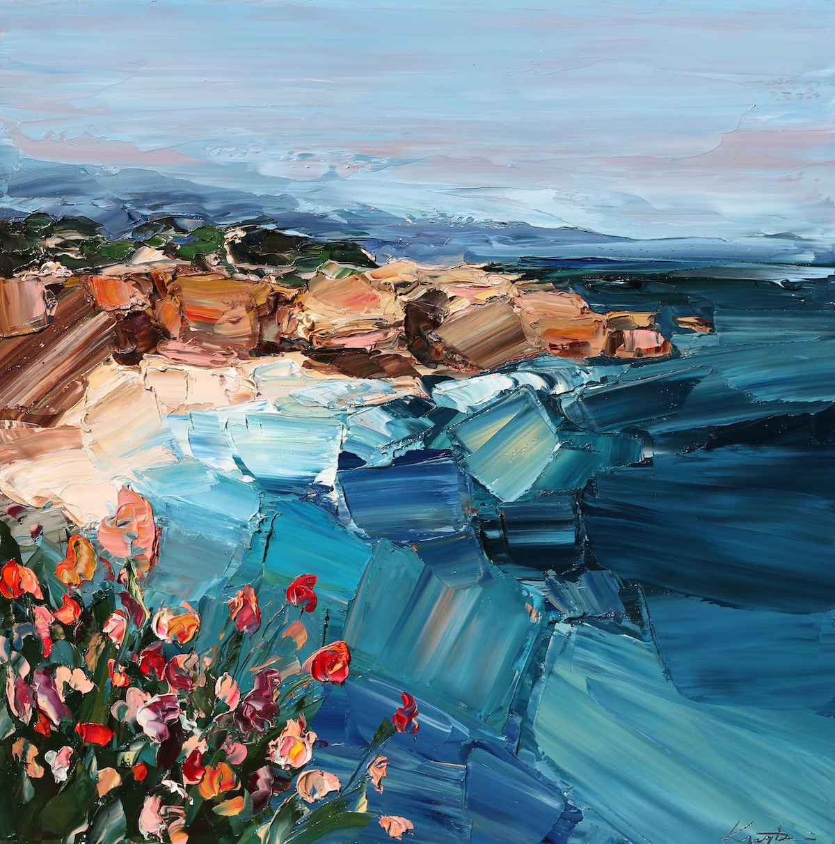 Oil Paintings by Krista Schumacher