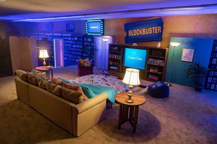 El último Blockbuster del mundo en AirBnb