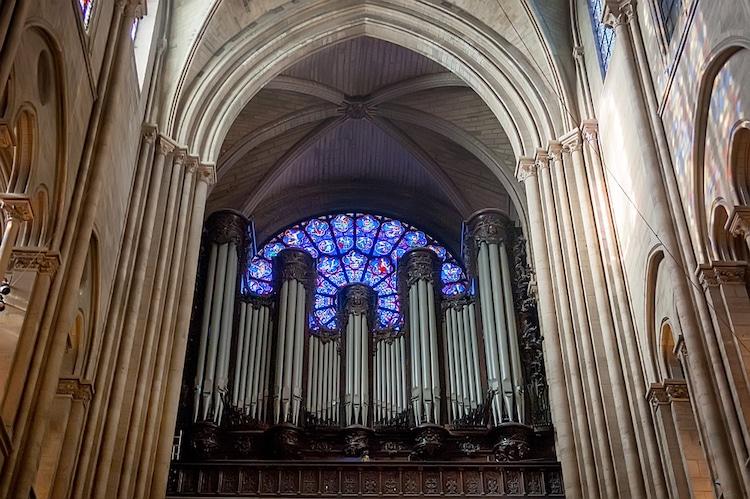 Notre Dame Organ Undergoes Restoration