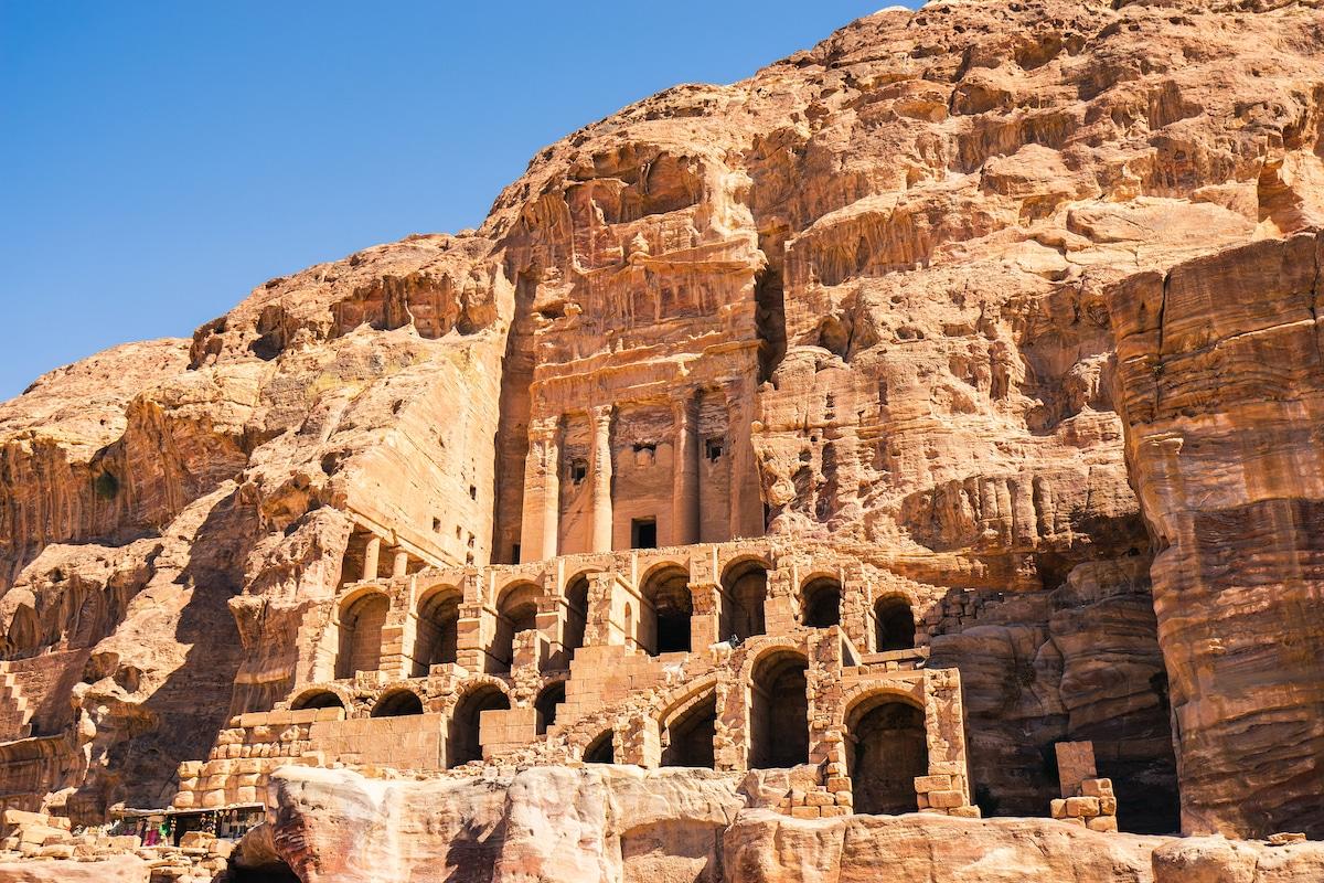 cuevas de Petra