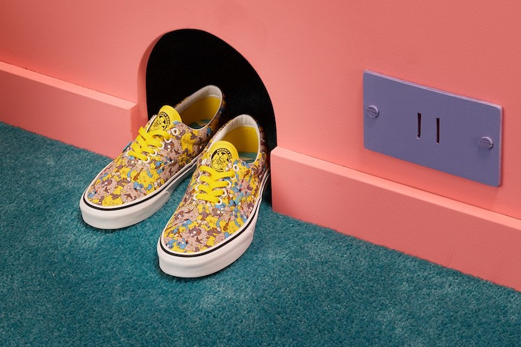 The Simpsons x Vans Collection
