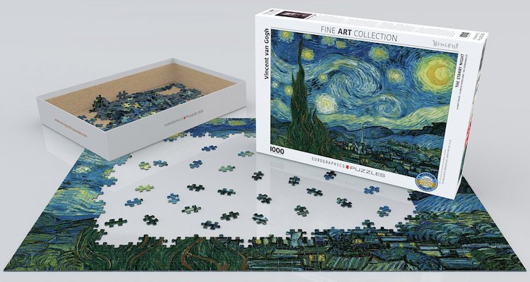 Fine Art Puzzles by Eurographics