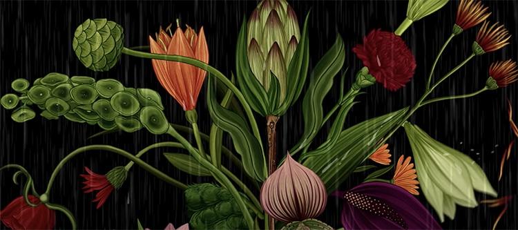 Story of Flowers Still
