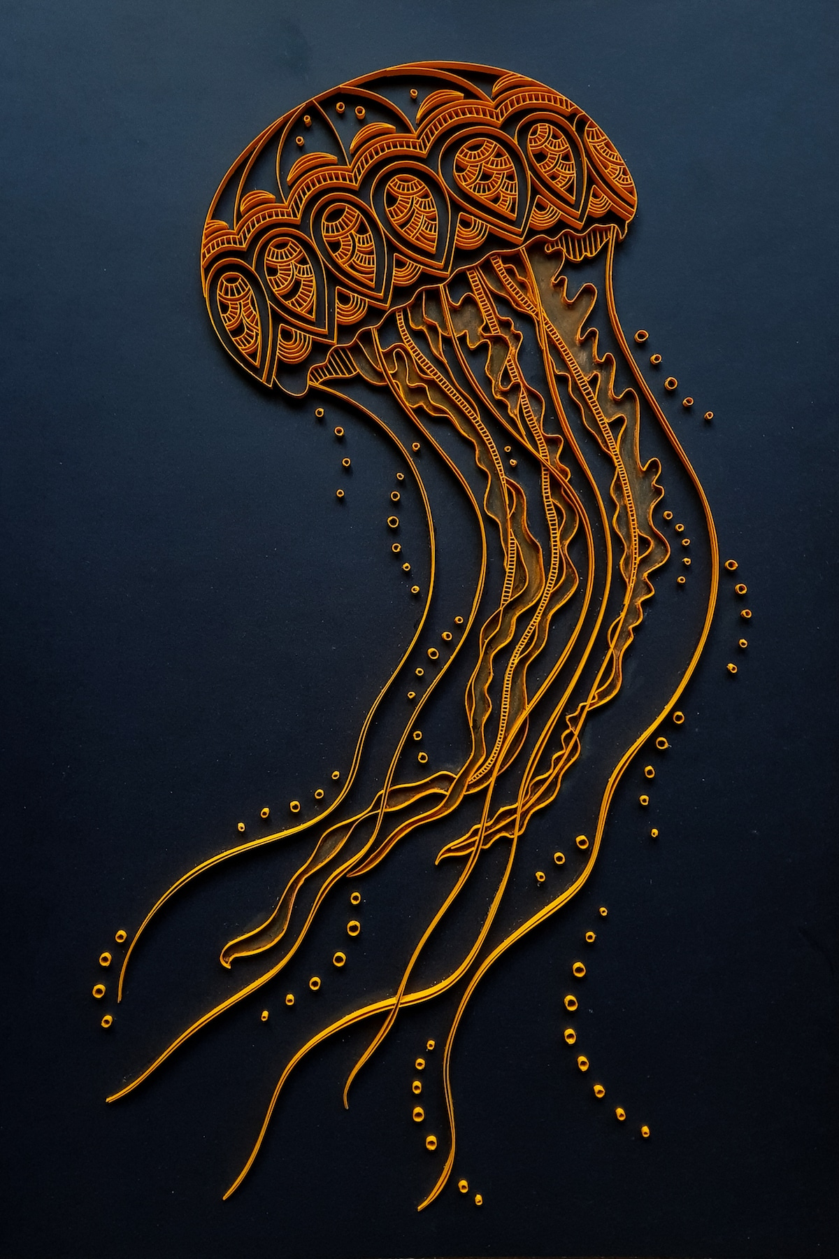 Paper Quilling Art by Vesna Rikic