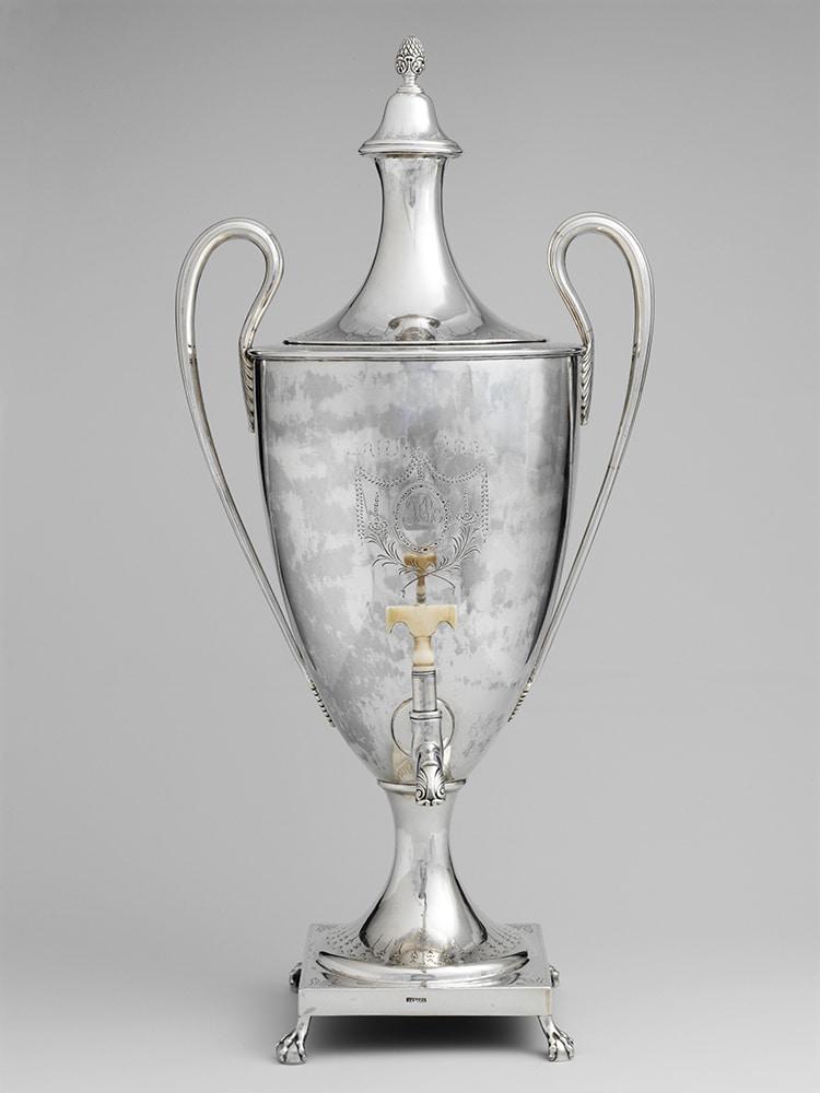 Paul Revere Silver Tea Urn